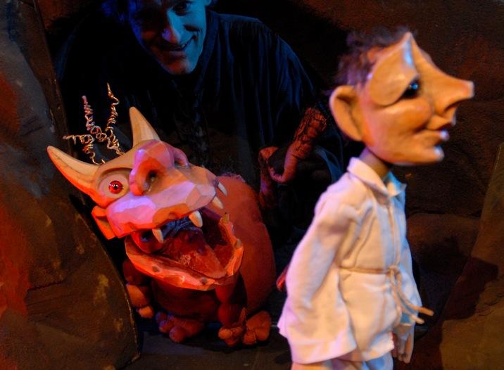 Der Teufel mit den 3 goldenen Haaren @ Theater der Nacht, Northeim   Northeim   Niedersachsen   Deutschland