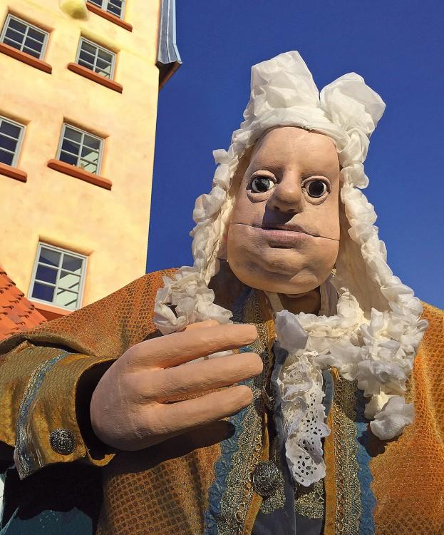 Händels Hamster @ Theater der Nacht, Northeim | Northeim | Niedersachsen | Deutschland